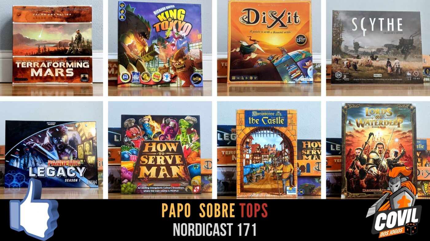 Nordicast 171 – Papo sobre Tops