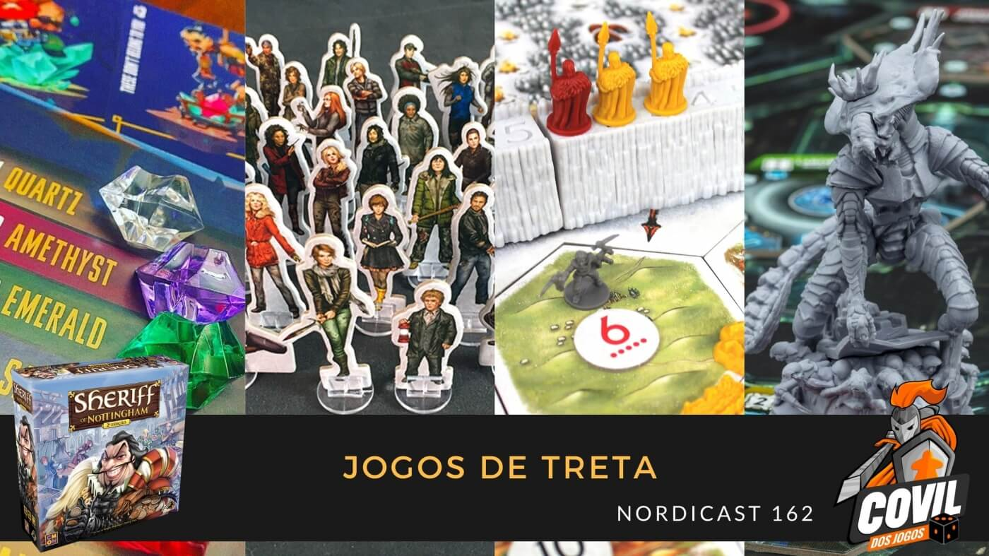 Nordicast 162 – Jogos de Treta