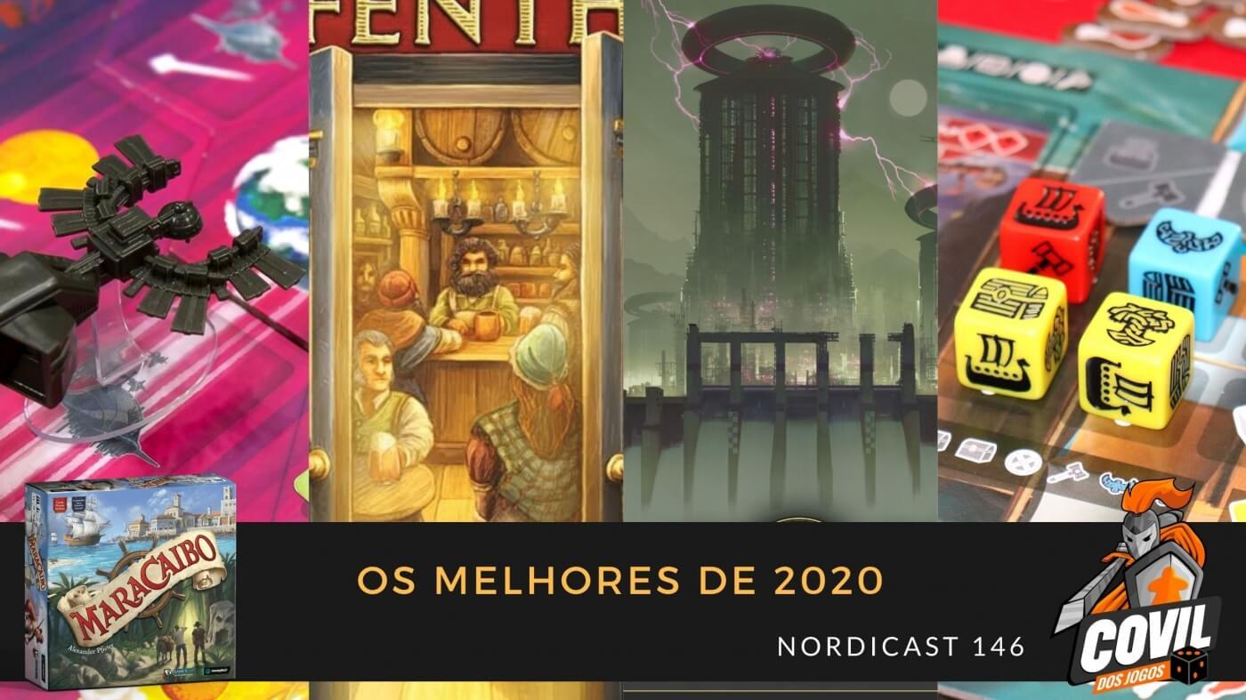 Nordicast 146 – Os Melhores de 2020